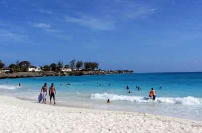 Enterprise (Miami) Beach in Barbados