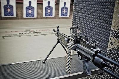 Exotic Firearms Experience in Miami in Miami