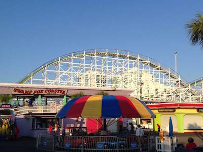 Family Kingdom Amusement Park in Myrtle Beach