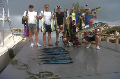 Fishing in Puerto Plata