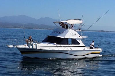 Fishing Trips in Puerto Vallarta