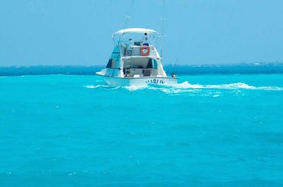 Fishing in Cancun