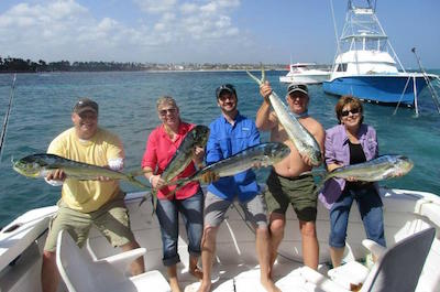 Fishing tours