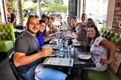 Food tours in West Palm Beach