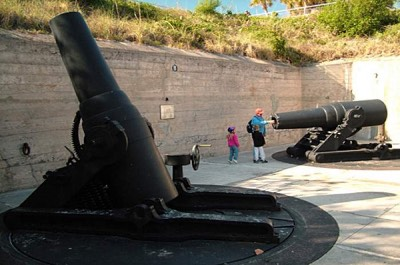 Fort De Soto Park in Tampa