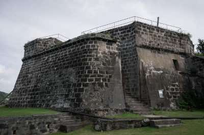 Fort Frederick in Grenada