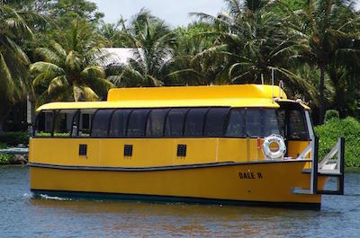 Fort Lauderdale Water Taxi in Fort Lauderdale