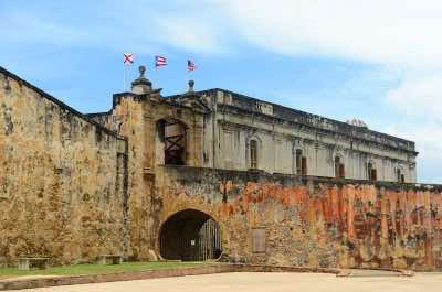 Fort San Cristóbal San Juan