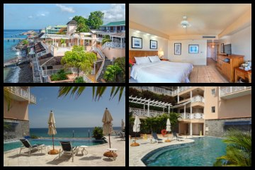 Fort Young Hotel in Dominica
