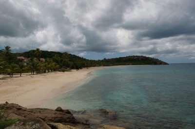 Galley Bay Beach in Antigua