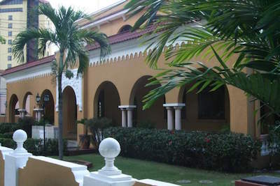 Gazcue in Santo Domingo