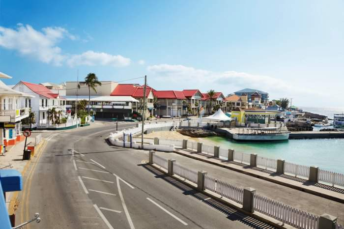 George Town in Grand Cayman