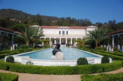 Getty Villa (Malibu) in Los Angeles
