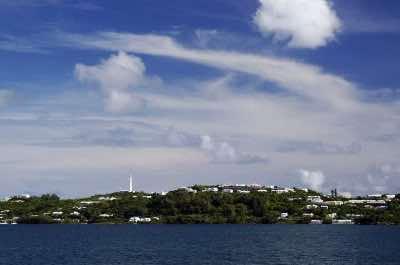 Gibb's Hill Lighthouse in Bermuda