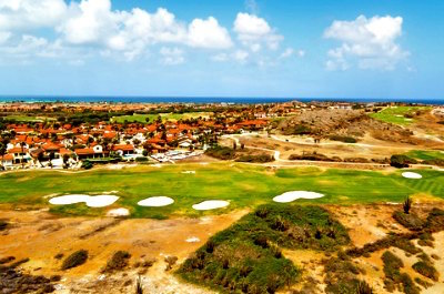 Golf Courses in Aruba
