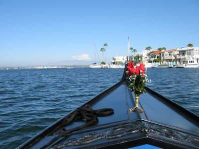 Gondola rides in Coronado