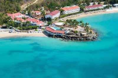 Grand Case Beach Club in St. Martin