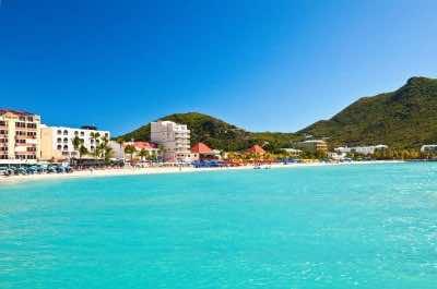 Great Bay Beach in St Maarten