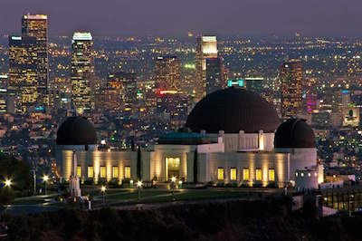 Griffith Park in Los Angeles with kids