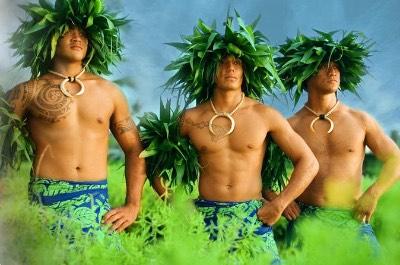 Haleo Luau on the Big Island