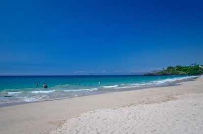 Hapuna Beach (Waimea) in Kauai