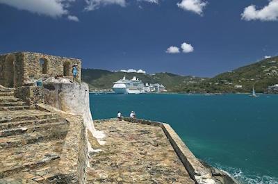 St. Thomas Hassel Island