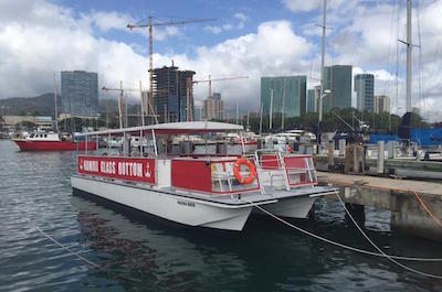Hawaii Glass Bottom Boat Tour in Oahu
