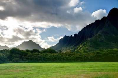He'eia State Park in Oahu