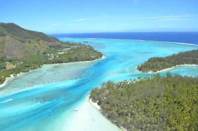 Moorea Helicopter Tour