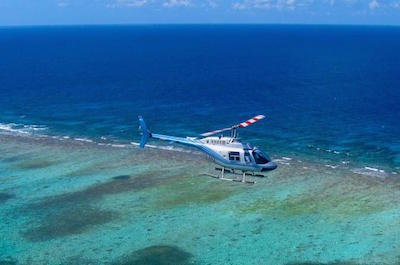 Helicopter Tours in Belize City