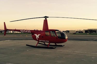 Helicopter Tours in Los Angeles