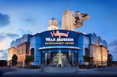 Hollywood Wax Museum Myrtle Beach