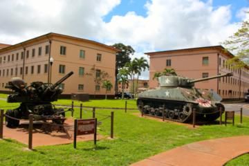 Home of the Brave: Pearl Harbor and Military base tour -in-Oahu