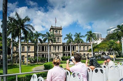 Honolulu Sightseeing Tour