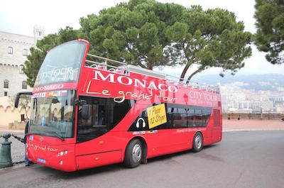 Hop on Hop off Tour in Monaco