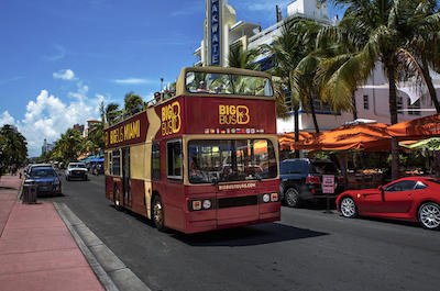 Hop On Hop Off Tours in Miami