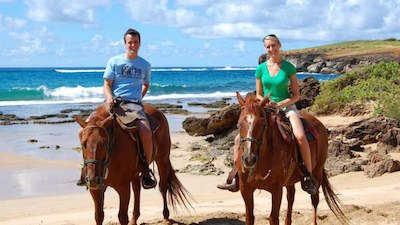 Horseback Riding Tours in Kauai
