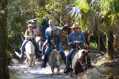 things to do in orlando besides theme parks - Horseback Riding