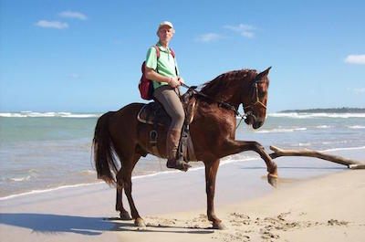 Horseback riding in Punta Cana