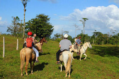 Horseback Riding Tours in Monteverde
