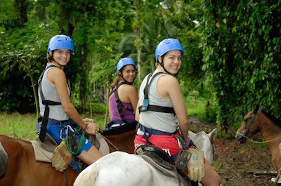 Horseback Riding Tours in San Jose