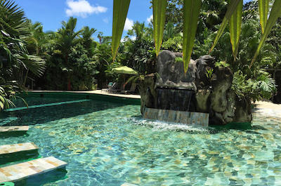 Hot springs spa tours in Arenal