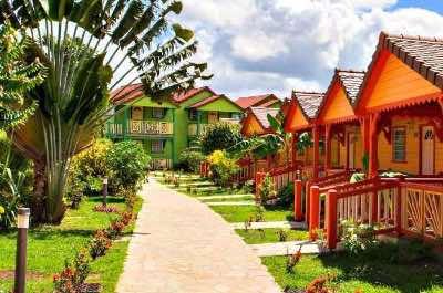 Hotel Bambou Martinique