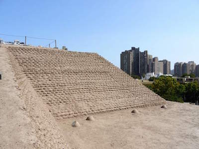 Huallamarca in Lima