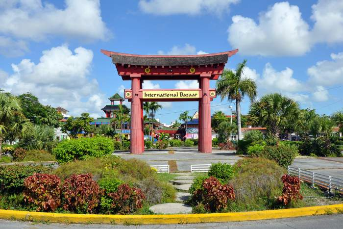 International Bazaar in Freeport