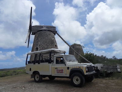 Island Safari Discovery Tour Antigua Barbados