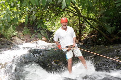 Jaco Jungle Adventure in Jaco