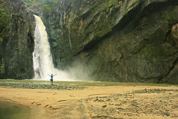 Jarabacoa Waterfalls in Puerto Plata