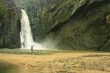 Jarabacoa Waterfalls in Puerto Plata