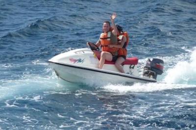 Jet Ski Curacao